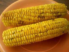 Rubin Konyhája: Fóliában sült vajas-fűszeres kukorica Vegetable Recipes, Vegetables, Food, Essen, Meals, Yemek, Veggies, Veggies, Eten