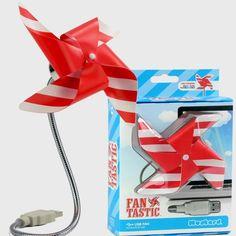 Fan-tastic USB Novelty Fan  #cool #quirky #shopping #cheap #gift #sale #mzube #gifts #presents #birthday   https://www.mzube.co.uk
