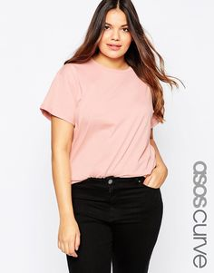 ASOS CURVE The Ultimate Easy T-Shirt