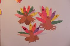 Greatest Resource Preschool - Name Recognition/Spelling Turkeys