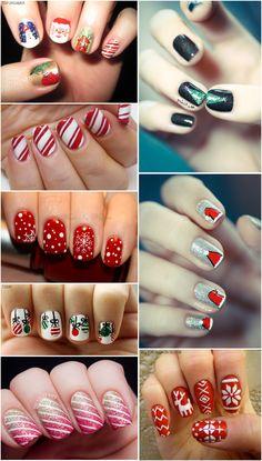 Blog Jequiti - Mãos natalinas