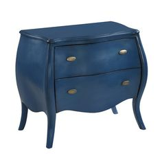 Coast to Coast Imports Two Drawer Chest & Reviews | Wayfair