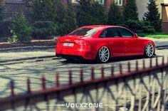 Audi A4 - Vossen CVT