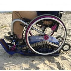 Freedom Trax is the only motorized wheelchair track attachment designed to transform a manual wheelchair into an off-road vehicle that can traverse Manual Wheelchair, Powered Wheelchair, Hors Route, Quadriplegic, Wheelchair Accessories, Adaptive Equipment, Mobility Aids, Offroad, Inventions