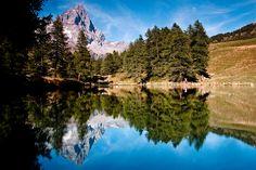 Lago Blu @ Cervinia