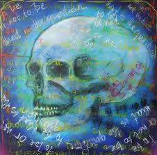 mr Marian hergouth, skull Skull, Paintings, Artwork, Artist, Paper, Canvas, Drawing S, Work Of Art, Paint