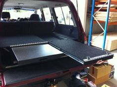 » 4WD DRAWER ACCESSORIES » Drifta Camping & 4WD