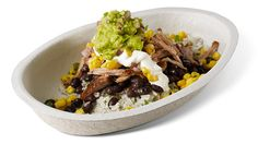 What 8 nutritionists order at Chipotle - like a burrito bowl with the works! #healthydining #mexicanfood #everydayhealth | everydayhealth.com