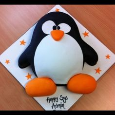 Image result for penguin cake