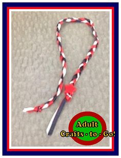 06 June Patriotic Ribbon Bookmarks - http://www.holidaygoodness.com/06-june-patriotic-ribbon-bookmarks/ #Holidays #Halloween #halloweencostumes
