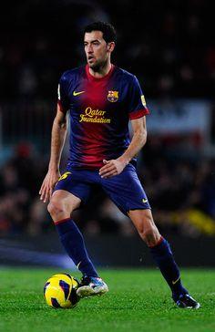 Sergio Busquets - Barcelona Soccer Team