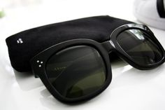 Celine - New Audrey Sunglasses | www.TheDaintyThings.com