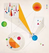 Chad Hagen Art, Design and Illustration - The New York Times Information Design, Cloud Computing, Big Data, Data Visualization, Illustrators, Graphic Design, Ui Design, Internet, Artwork