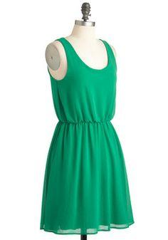 Canvas for Creation Dress, #ModCloth $45