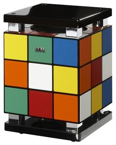 Rubik's Cube Bluetooth Subwoofer [ AutonomousAvionics.com ] #new #avionics #technology