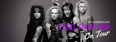 Get tickets to see Steel Panther live.