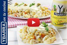 Receta Ensaladilla de pasta - Ybarra en tu cocina