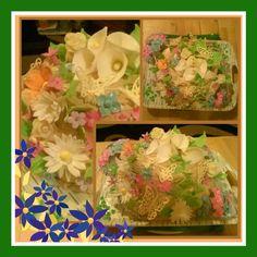 garden cake for my lovely aunt