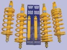 Plus 2 Inch Lift Kit for Disco 2 (without winch) - plus 2 inch Supergaz Shock Abs