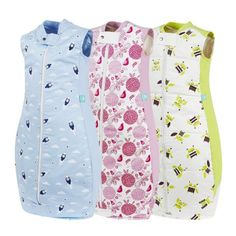 ergoPouch 2.5 tog organic sleeping bags.  Available from www.childrensweardirect.com.au