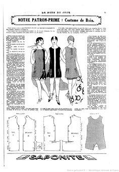 La Mode du jour