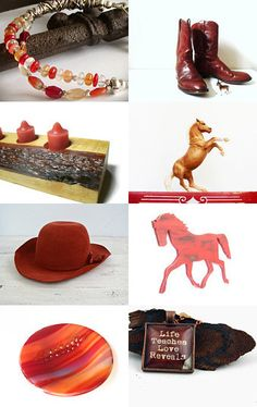 Awesome Western-Themed Etsy Finds--Pinned with TreasuryPin.com