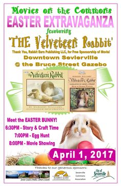 Movies on the Commons Easter Extravaganza