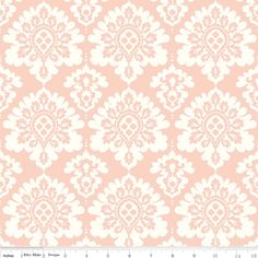 My Minds Eye - Lost and Found Love - Valentines Damask in Pink