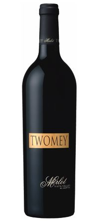 Twomey Merlot '07 - 93 PTS WILFRED WONG. The winery's best to date, the active and complex '07 Twomey Merlot excites the palate with irridescent, red fruit flavors, a shading of oak in the background.