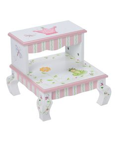 Take a look at this Princess & Frog Step Stool by Teamson Design!  http://www.zulily.com/invite/Zulily20Store