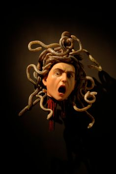 Pix For > Medusa Caravaggio Tattoo