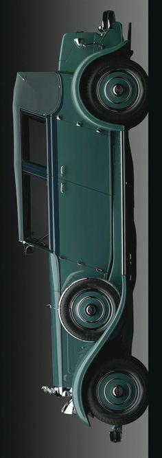 1931 minerva convertibile sedan