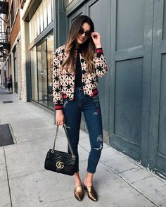 25 Casual Chic Spring Outfits For Women Date Night Fashion, Fashion Week, Fashion Looks, Casual Chic, Style Casual, Style Désinvolte Chic, Mode Style, Fall Outfits, Casual Outfits