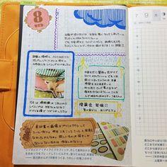 7/8のほぼ日。部屋から見つかった埋蔵金は、諭吉さん数名分でした。ひゃほう! #hobonichi #ほぼ日手帳 #ほぼ日