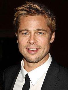 Brad Pitt, born in Shawnee, Oklahoma.  Oklahoma Real Estate  www.brettboone.com