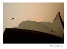 BAHA`I LOTUS TEMPLE (INDIA) by Francisco González Pérez
