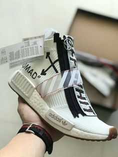 1eb811661 OFF-WHITE x adidas Originals NMD City Sock