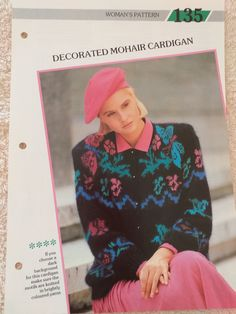 Creative Knitting, Pattern, How To Make, Color, Women, Patterns, Colour, Model, Swatch