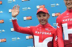 Joaquim Rodriguez končuje kariero  Joaquim Rodríguez Team KATUSHA