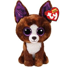 Buy Beanie Boos Reg Dexter Brown Chihuahua online or in store at Mr Toys. Browse our Ty Beanie Toys products also available at great prices. Halloween Costume Shop, Halloween Costumes For Kids, Brown Chihuahua, Toy Chihuahua, Oktoberfest Halloween, Ty Beanie Boos, Beanie Babies, Christmas Stocking Stuffers, Kids Party Supplies