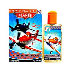 Planes by Air-Val 3.4 oz 100 ml Men Kids Boys EDT* Cologne SEALED !