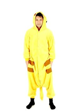 Pokemon Pikachu Onesie