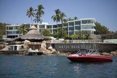 Visita al Hotel Boca Chica