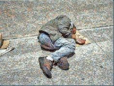 Googlegrama 09: Homeless, 2005.