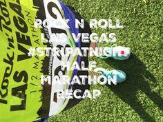 Rock N Roll #Stripatnight Half Marathon Recap