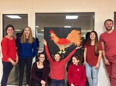 Le Régent College celebrate the Chinese New Year of the Rooster in style.