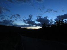 Por-do-sol Grão Mogol - MG