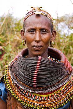 Samburu woman 2