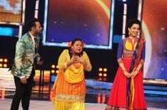 Kangana Ranaut on the Sets of Indias Got Talent in Mumbai
