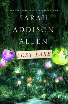 Lost Lake will be published February 11, 2014! So happy about this. I love Sarah Addison Allen's books!!!!!